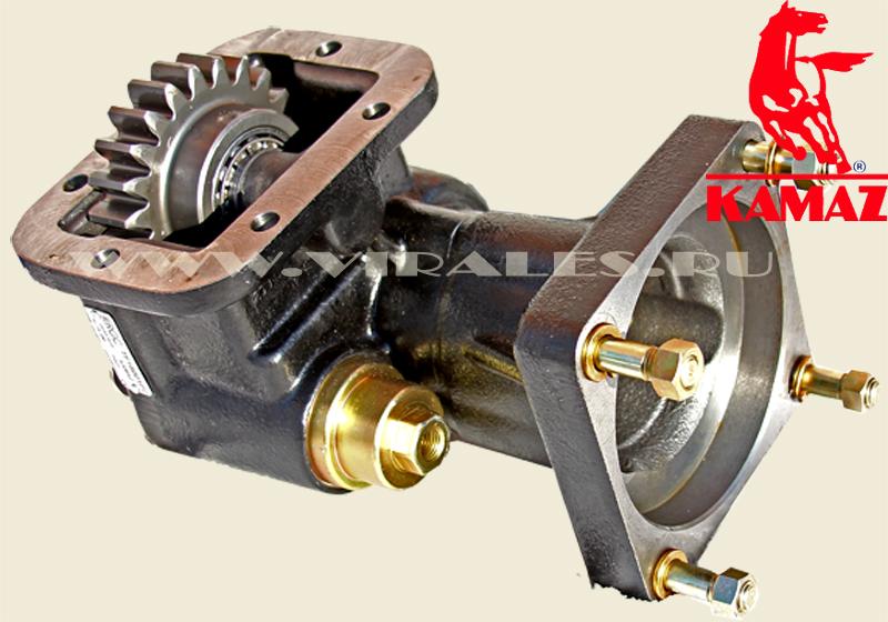 Коробка отбора мощности КС-45717 «Камаз» МП-05-4202010.